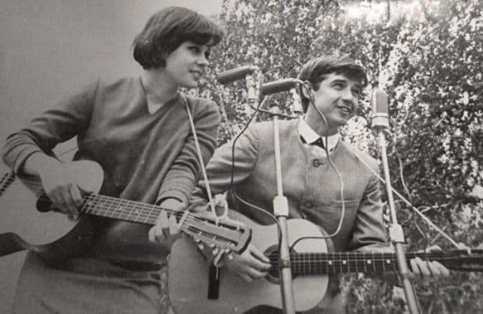 Родители Алексея, артисты Любовь Полищук и Валерий Макаров | Фото: star-magazine.ru