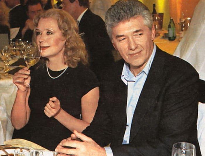 Только в третьем браке актриса нашла свое счастье | Фото: kino-teatr.ru