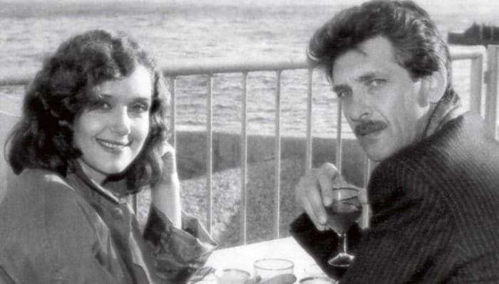 Ирина Алферова и Сергей Мартынов | Фото: kino-teatr.ru