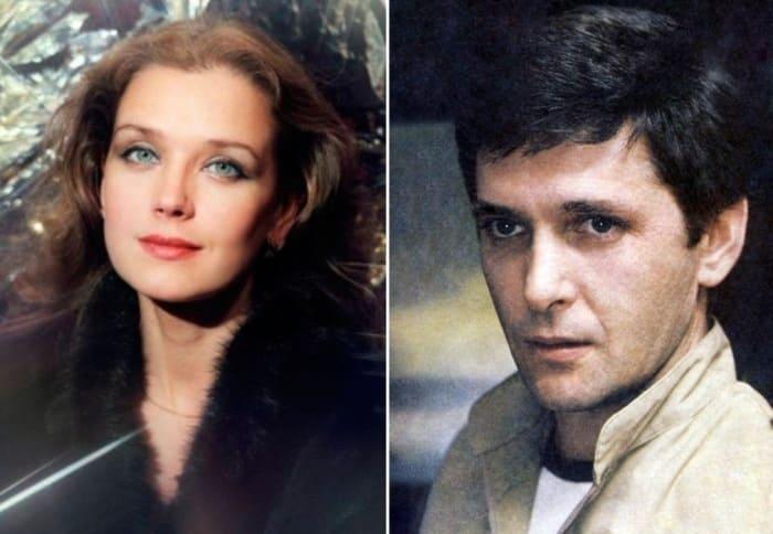 Встреча с Сергеем Мартыновым стала для Ирины Алферовой настоящим спасением | Фото: kino-teatr.ru, liveinternet.ru