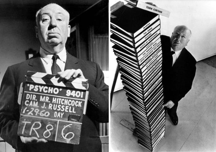 Хичкок – режиссер, снявший 55 полнометражных кинофильмов | Фото: lostfilm.info