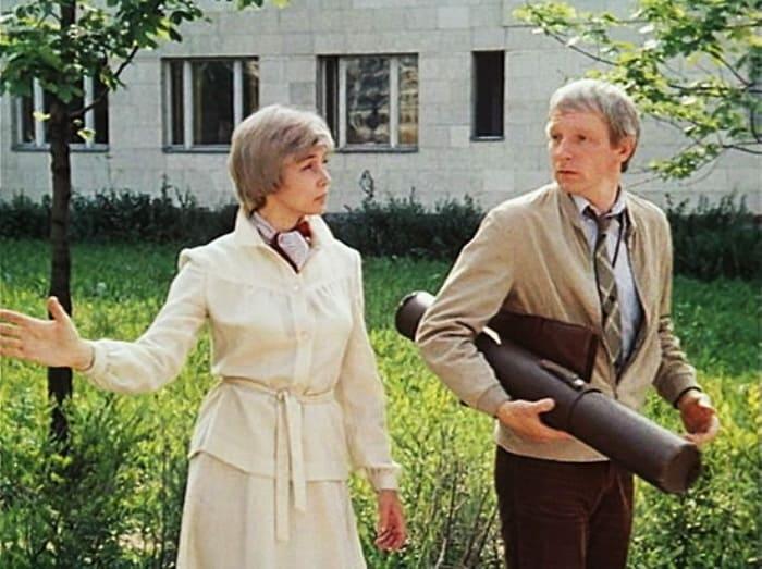 Кадр из фильма *Инопланетянка*, 1984 | Фото: kino-teatr.ru