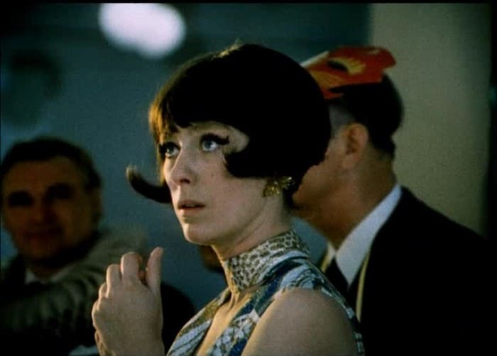 Екатерина Васильева в фильме *Эта веселая планета*, 1973 | Фото: kino-teatr.ru