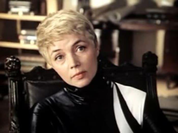Лилиана Алешникова в фильме *Инопланетянка*, 1984 | Фото: kino-teatr.ru