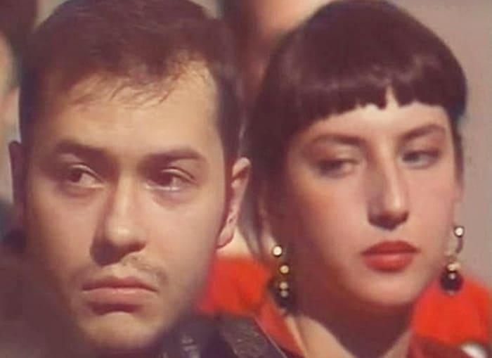 Алика Смехова и Федор Бондарчук, 1992 | Фото: ru.hellomagazine.com