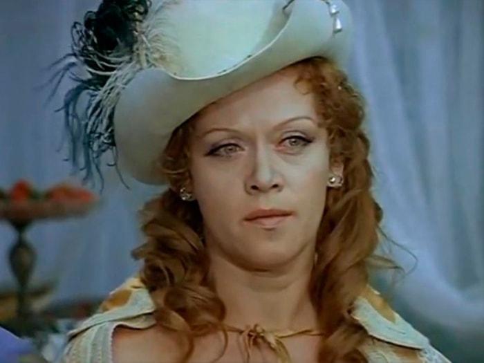 Алиса Фрейндлих в фильме *Д*Артаньян и три мушкетера*, 1979 | Фото: kino-teatr.ru