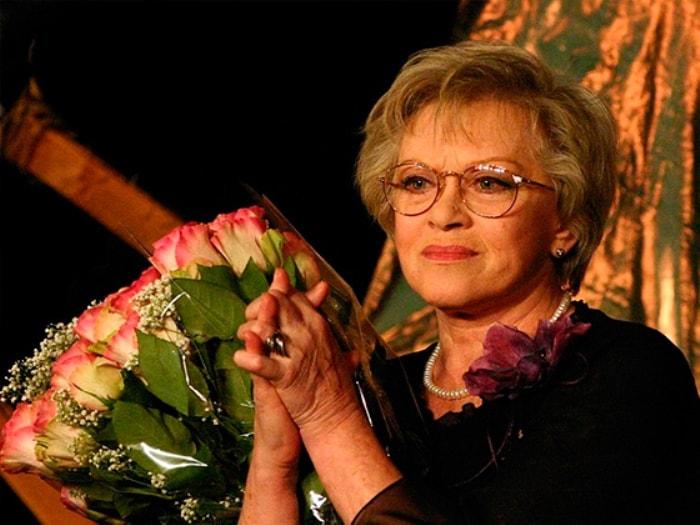 Народная артистка СССР Алиса Фрейндлих | Фото: uznayvse.ru