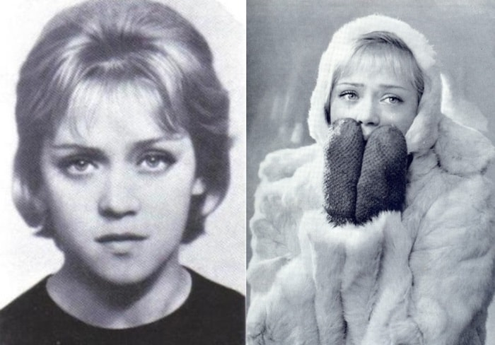 Алиса Фрейндлих в юности   Фото: kino-teatr.ru