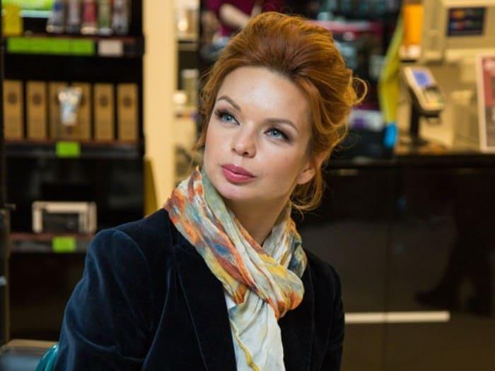 Актриса Алиса Гребенщикова   Фото: 2aktera.ru