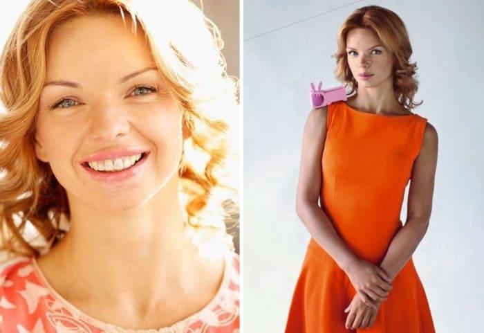 Актриса Алиса Гребенщикова   Фото: uznayvse.ru