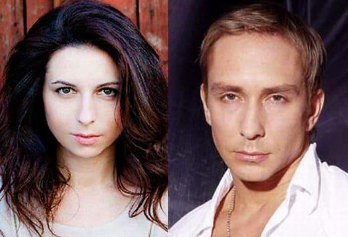 Алиса Хазанова и Александр Фадеев (Данко)   Фото: stuki-druki.com