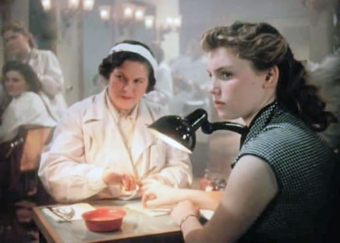 Кадр из фильма *Урок жизни*, 1955 | Фото: kino-teatr.ru