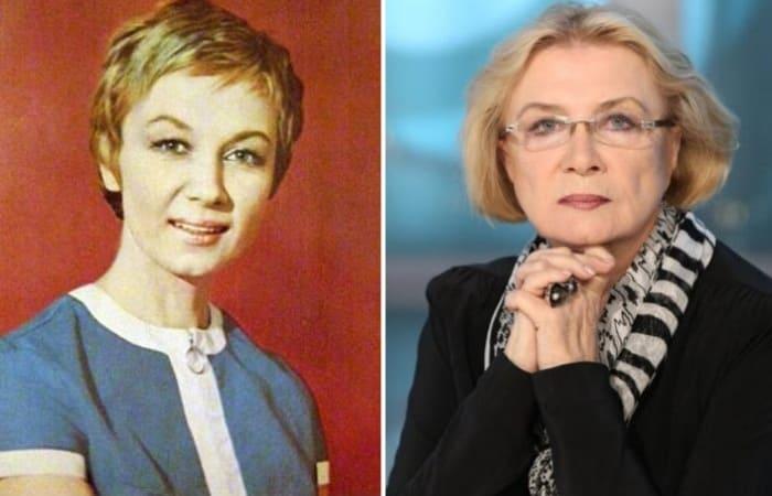 Актриса театра и кино Алла Демидова | Фото: kino-teatr.ru и star-magazine.ru