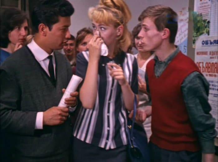 Стахан Рахимов (слева) в фильме *Дети Дон-Кихота*, 1965 | Фото: kino-teatr.ru