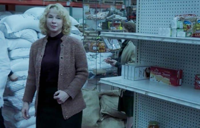 Алла Клюка в сериале *Американцы*, 2017 | Фото: kino-teatr.ru