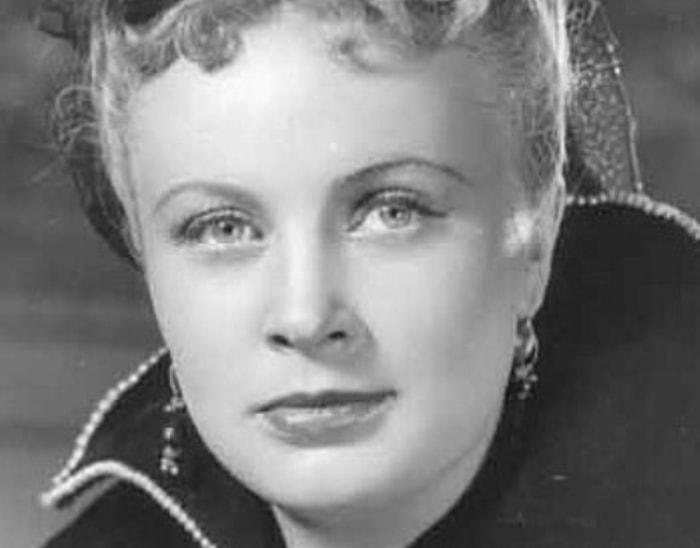 Самая красивая актриса 1950-х гг.   Фото: chtoby-pomnili.com