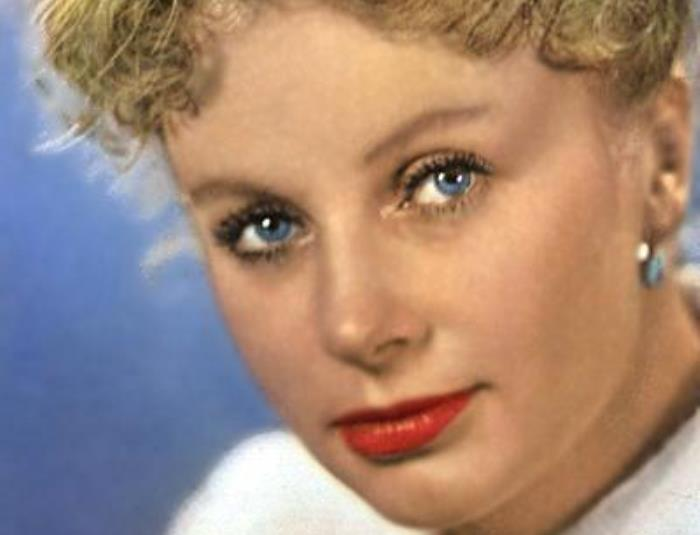 Самая красивая актриса 1950-х гг.   Фото: peoples.ru