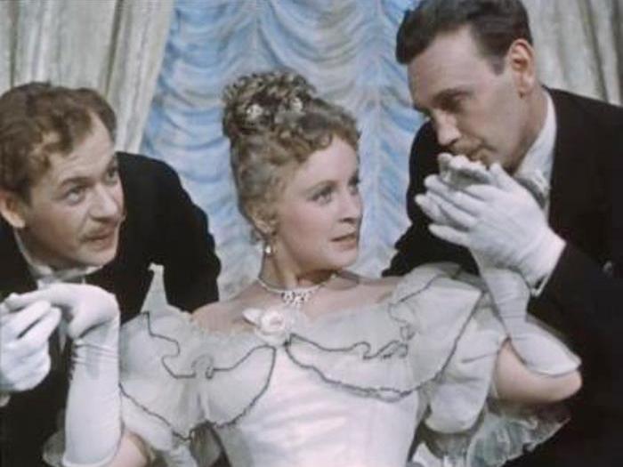 Кадр из фильма *Анна на шее*, 1954 | Фото: biography-life.ru