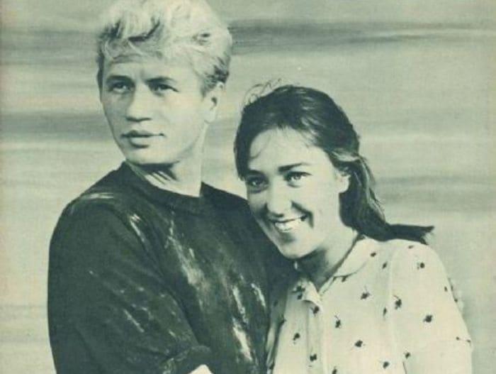 Кадр из фильма *Алешкина любовь*, 1960 | Фото: kino-teatr.ru