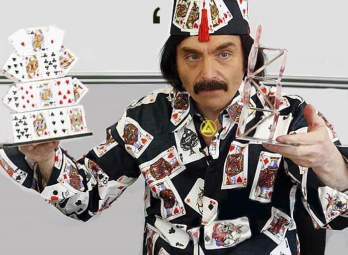 Он не любил, когда его называли фокусником и считали клоуном | Фото: blog.turbomagic.ru