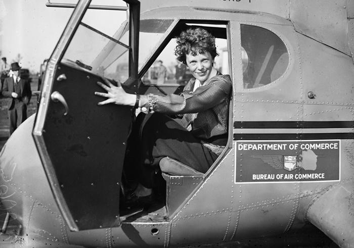 Первая леди Атлантики | Фото: foto-history.livejournal.com