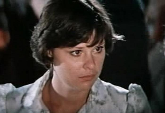 Анастасия Иванова в фильме *Не могу сказать *прощай*, 1982 | Фото: kino-teatr.ru