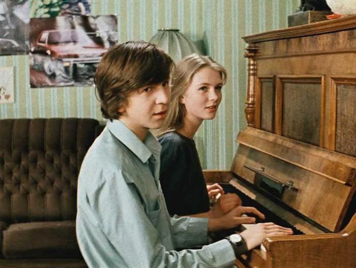 Кадр из фильма *Курьер*, 1986 | Фото: teleprogramma.pro