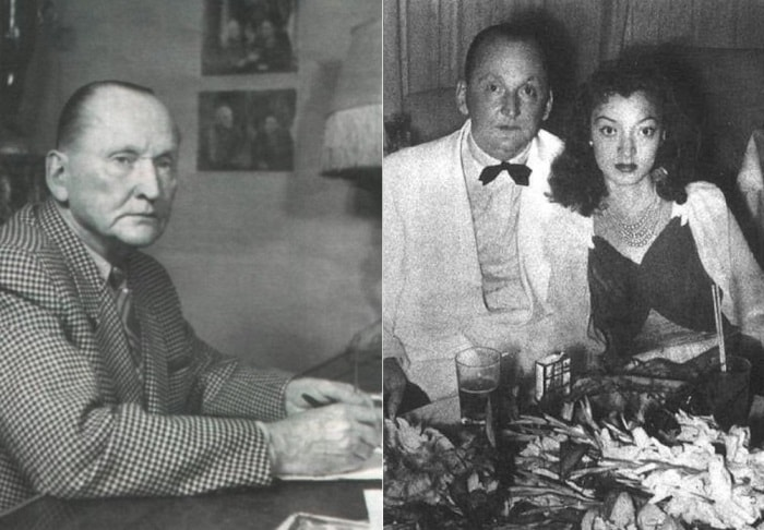 Родители Анастасии, Александр и Лидия Вертинские | Фото: liveinternet.ru