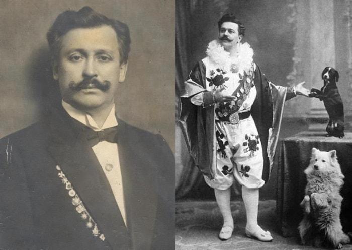 Основатель знаменитой цирковой династии | Фото: tunnel.ru и publiclibrary-ngo.ru