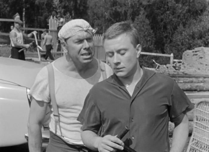 Кадр из фильма *Берегись автомобиля*, 1966 | Фото: topwar.ru