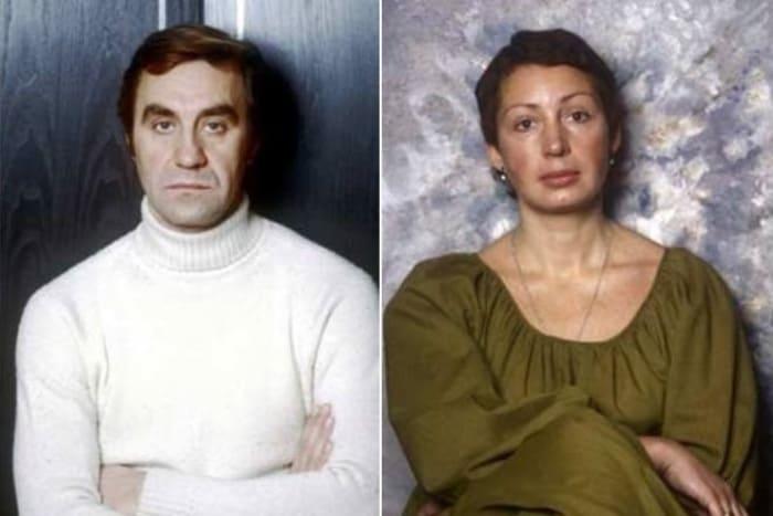 Актер и его первая жена, Татьяна Васильева | Фото: 24smi.org
