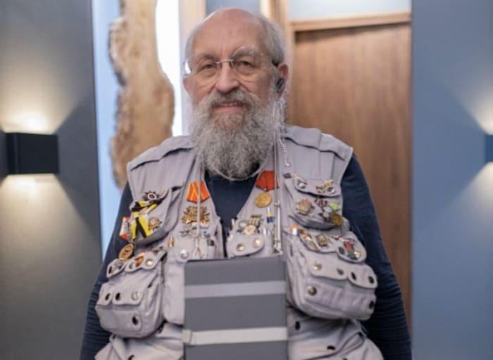 Участник интеллектуальных игр, телеведущий, публицист, политконсультант Анатолий Вассерман | Фото: vokrug.tv