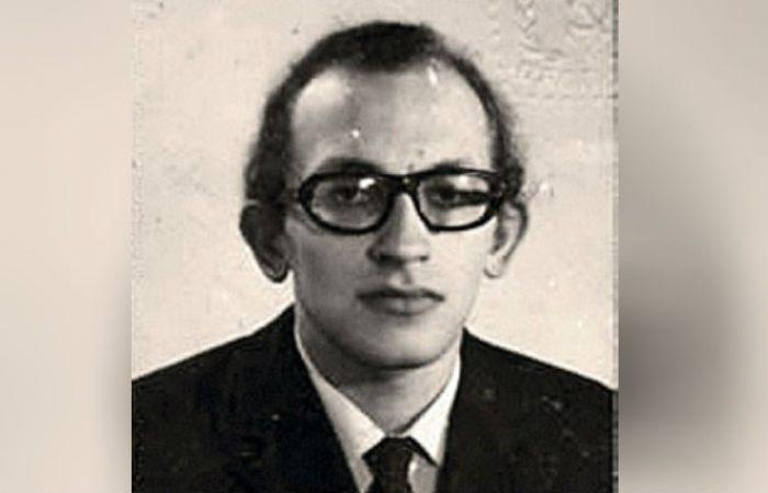 Анатолий Вассерман в молодости | Фото: uznayvse.ru