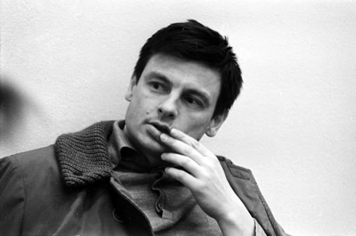 Андрей Тарковский в молодости   Фото: aif.ru