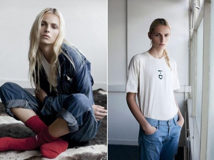 Во внешности Пежича сочетаются мужские и женские черты | Фото: vev.ru