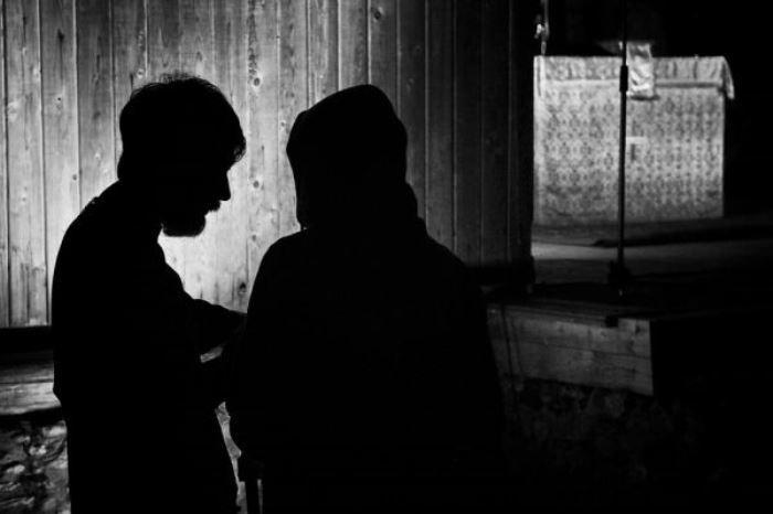 *Ночная исповедь*. Фото Андрея Рассанова | Фото : kirov.aif.ru