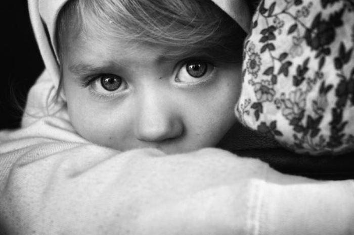 *Глазенки у Аленки*. Фото Андрея Рассанова | Фото : pravmir.ru