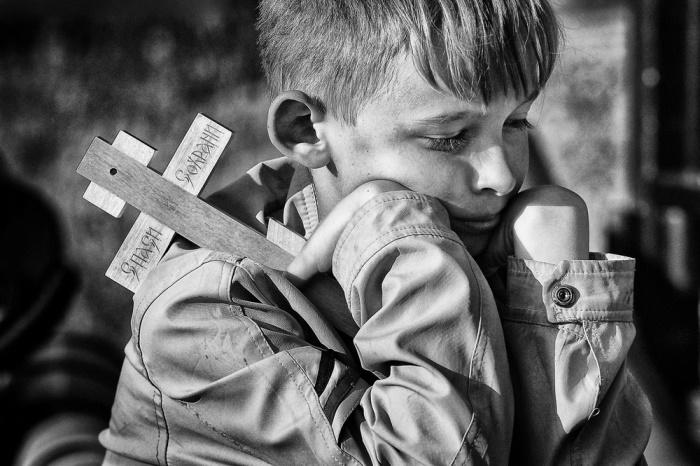 Фоторабота Андрея Рассанова | Фото : pravmir.ru