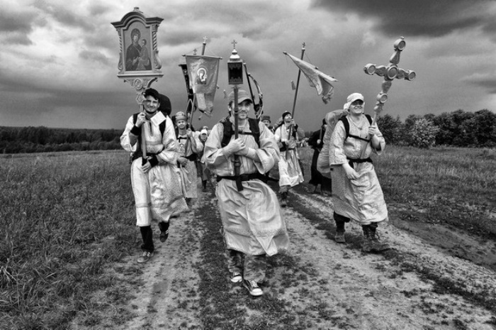 Великорецкий крестный ход. Фото Андрея Рассанова | Фото : devyatka.ru