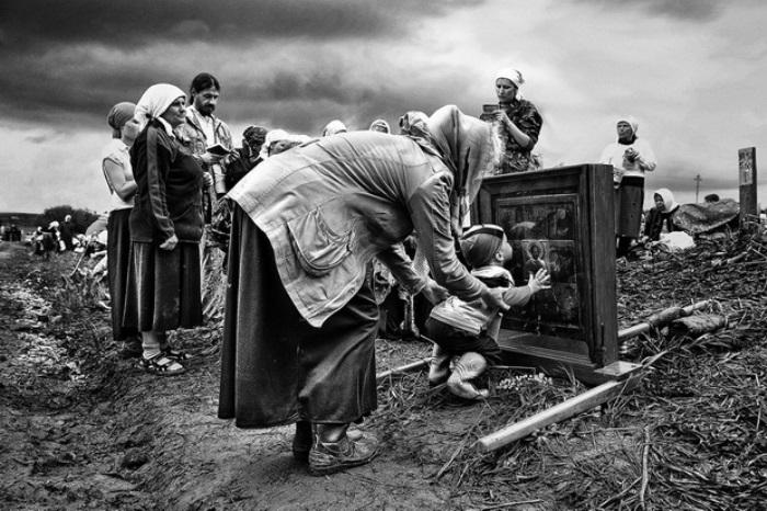 Работа *Вера маленького мальчика* заняла 1-е место на Фестивале православных СМИ | Фото : devyatka.ru