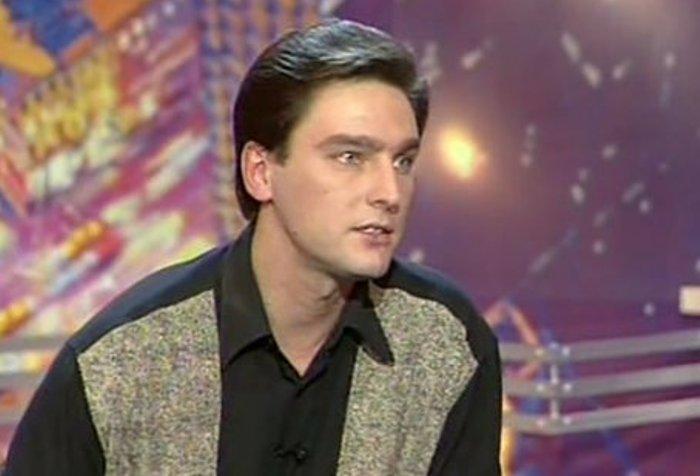 Звезда 1990-х Андрей Державин | Фото: infovzor.ru