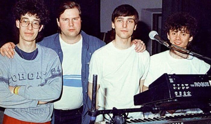 Андрей Державин и группа *Сталкер* | Фото: uznayvse.ru