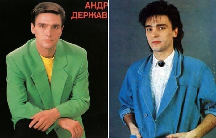 Певец в молодости | Фото: uznayvse.ru