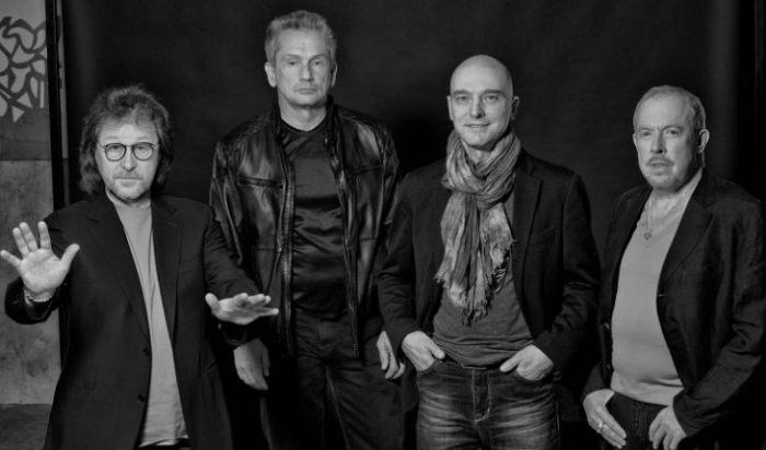 Андрей Державин и группа *Машина времени* | Фото: uznayvse.ru