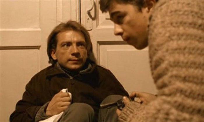 Андрей Федорцов в фильме *Брат*, 1997 | Фото: kino-teatr.ru
