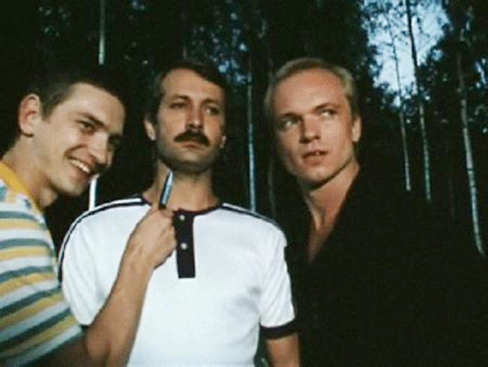 Кадр из фильма *Возьми меня с собой*, 1989 | Фото: kino-teatr.ru