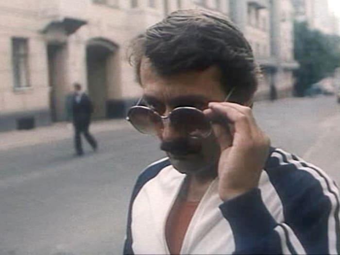 Андрей Градов в фильме *Гостья из будущего*, 1984 | Фото: kino-teatr.ru