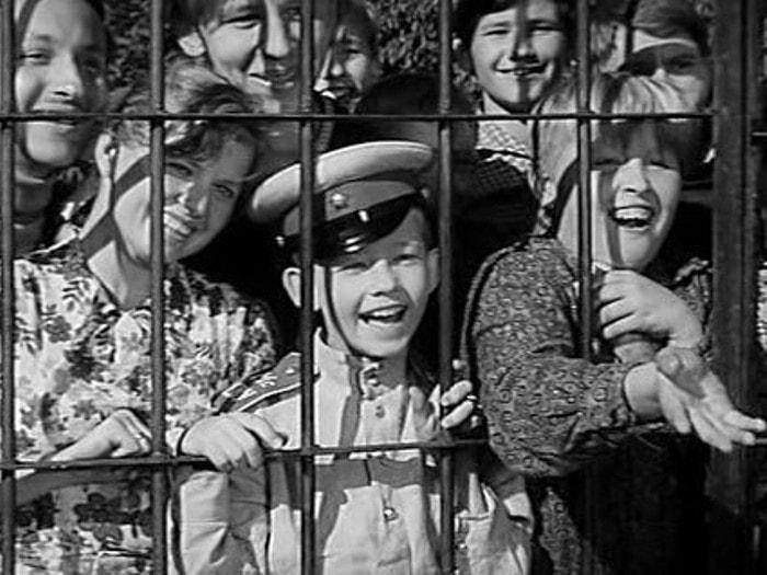 Кадр из фильма *Офицеры*, 1971 | Фото: rg.ru
