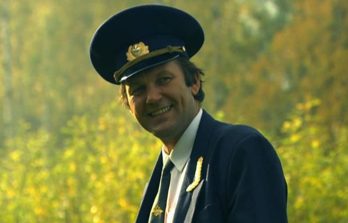 Актер театра и кино, каскадер Андрей Хворов | Фото: kino-teatr.ru