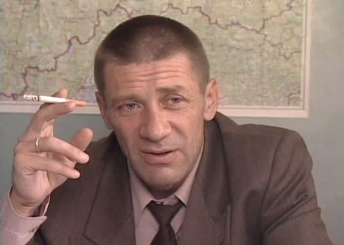 Андрей Краско в фильме *Агент национальной безопасности*, 1998 | Фото: kino-teatr.ru
